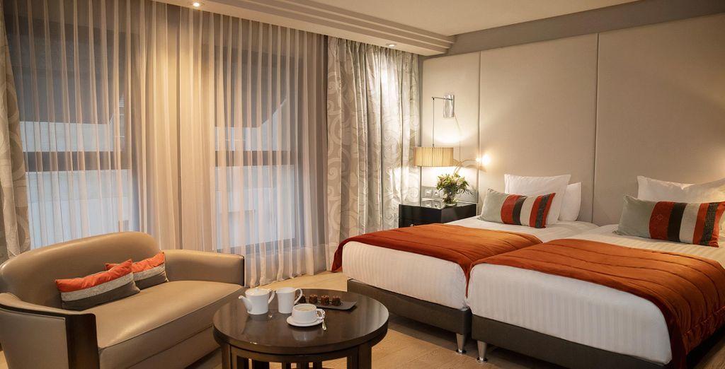 Hotel Burdigala Bordeaux 4*
