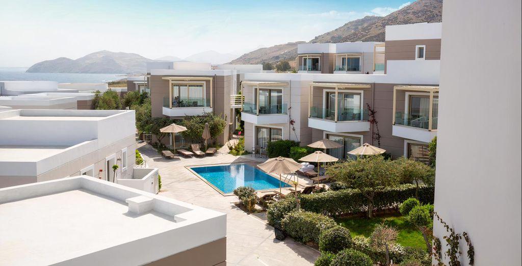 Hôtel The Royal Blue Resort 5*