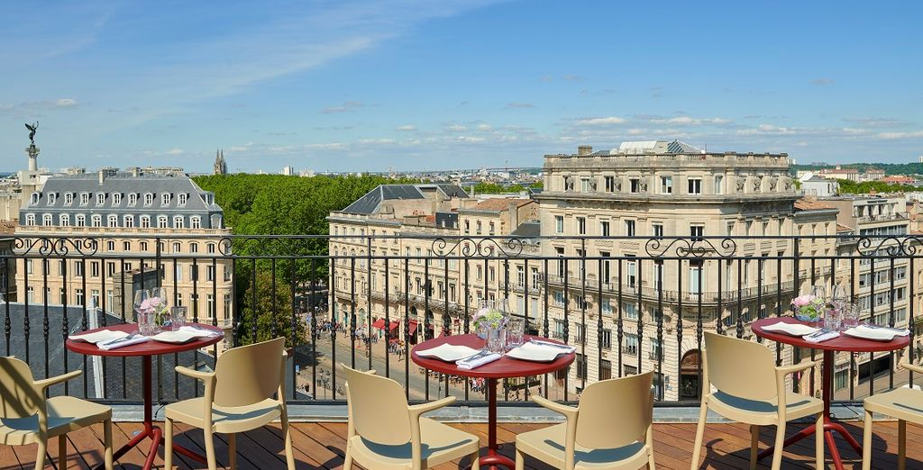 Intercontinental Bordeaux - Le Grand Hotel 5*