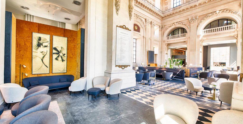 Intercontinental Lyon - Hôtel Dieu 5*