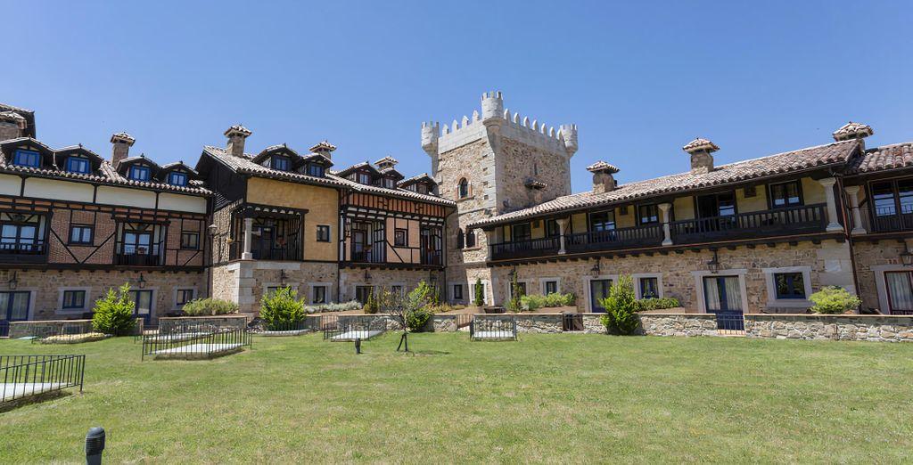 Termal Abadía de los Templarios 4*