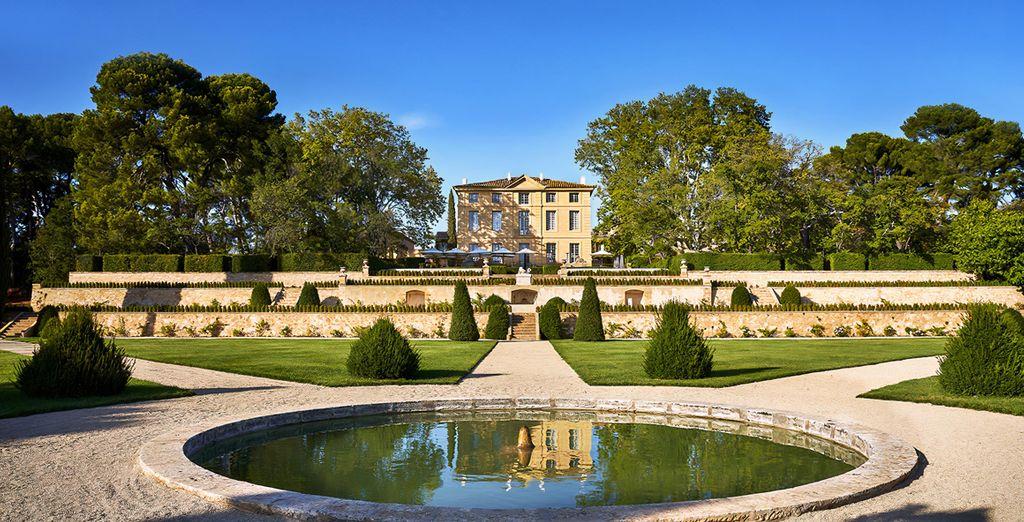 Château de la Gaude 5*