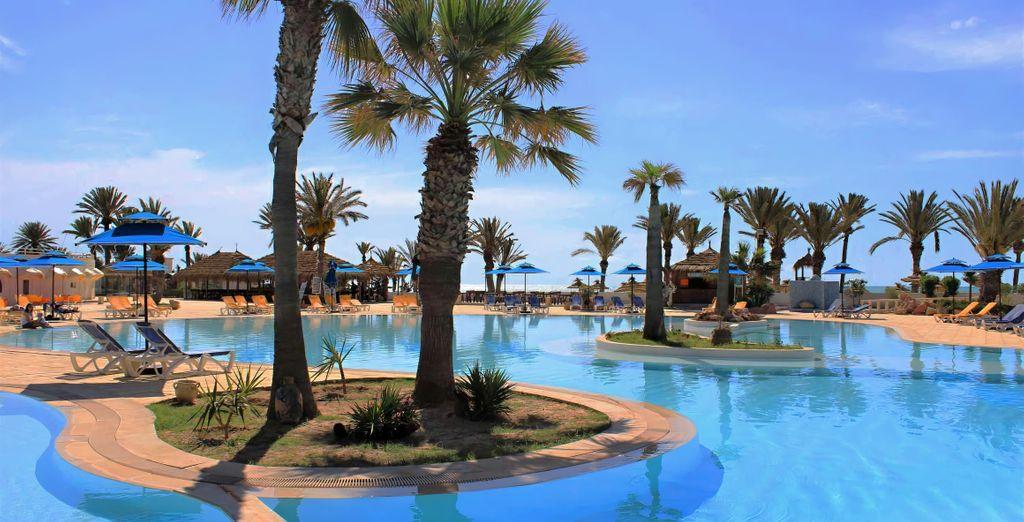 Hôtel Royal Karthago 4*