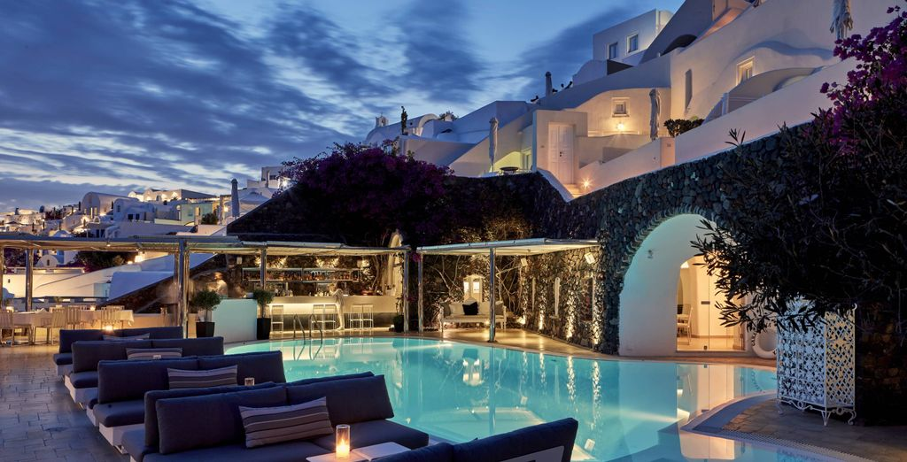 Canaves Oia Suites 5* - Adult Only