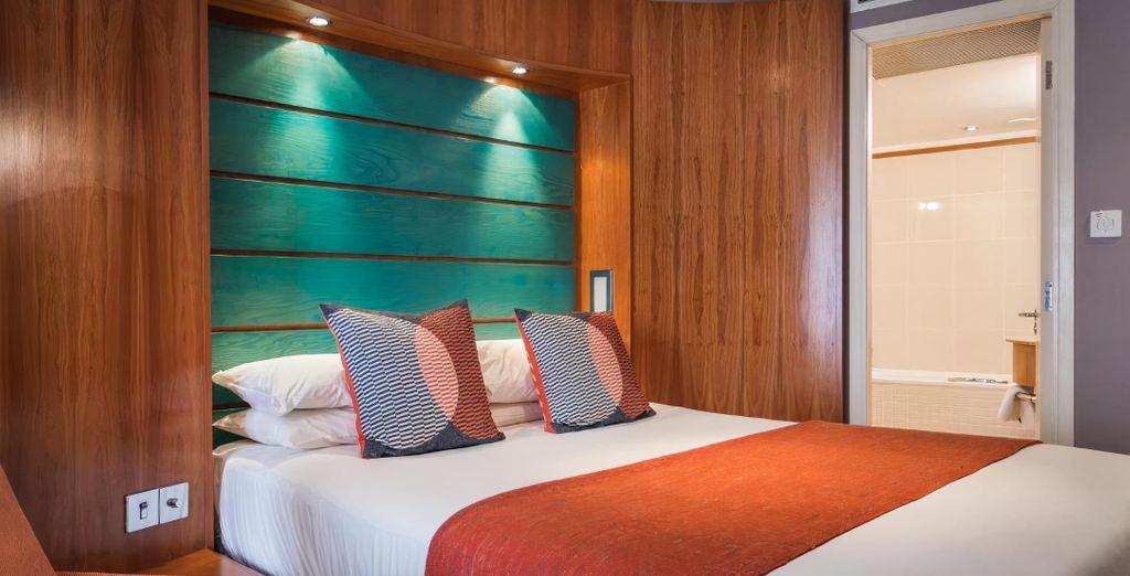 Mercure Bristol Brigstow Hotel 4*