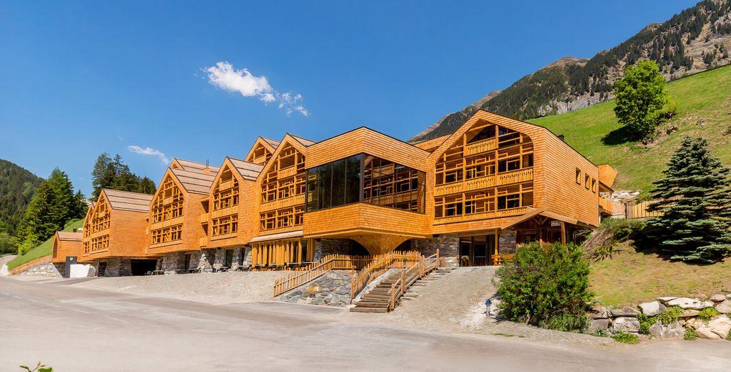 Tenne Lodges 5*