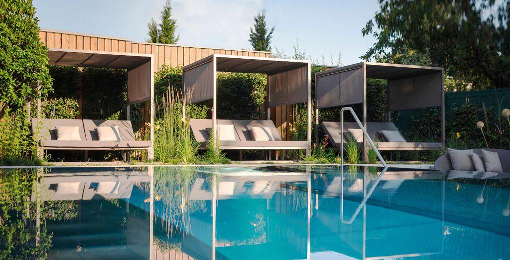 Hôtel du Parc Obernai 4*
