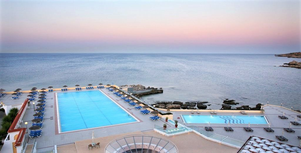 Eden Roc Resort Hotel 5*