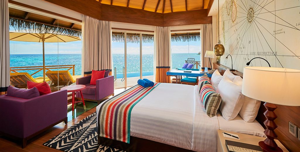 Mercure Kooddoo Maldives with a Dubai Stopover