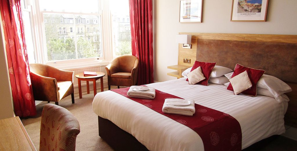 Red Lea Hotel & Apartments 3*