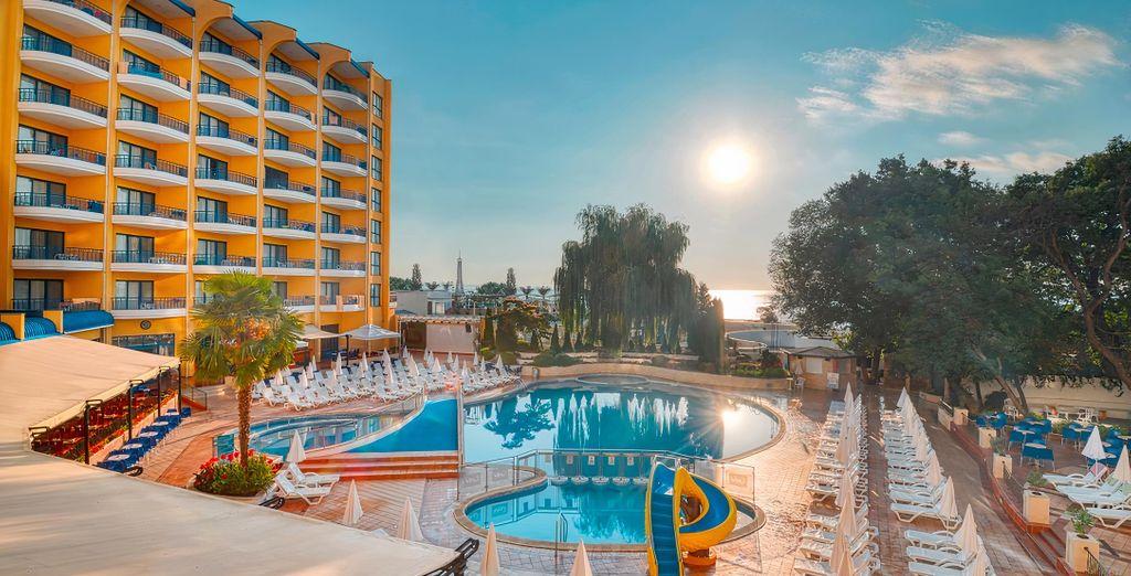 Grifid Hotel Arabella 4*