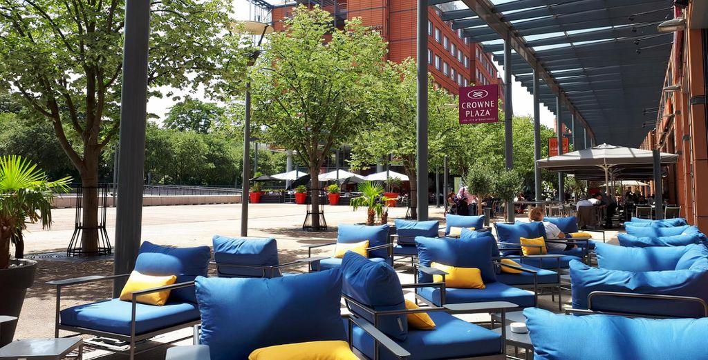 Hôtel Crowne Plaza Lyon 4*