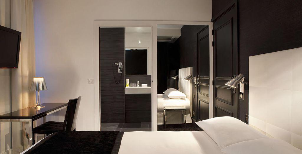 First Hotel Paris 4*