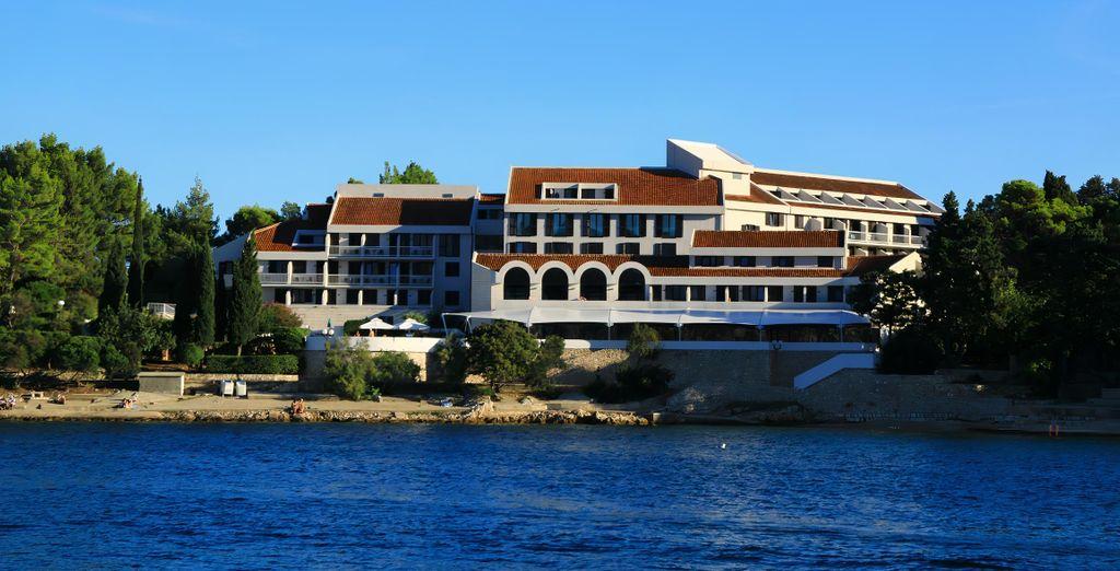 Hôtel Liburna 4*
