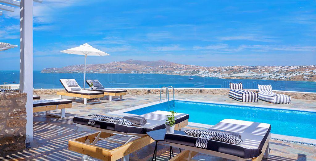 Mykonos No.5 Suites & Villas