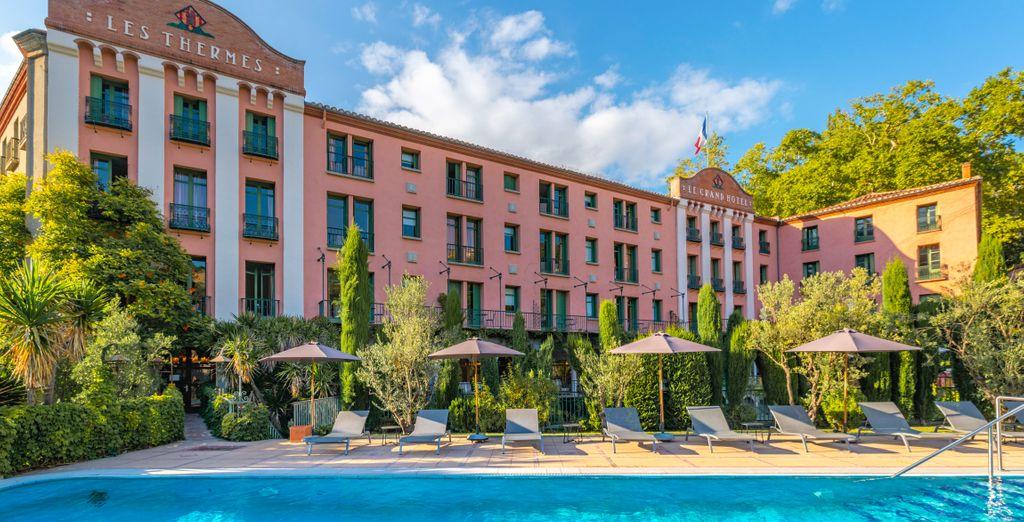 Le Grand Hôtel de Molitg 4*