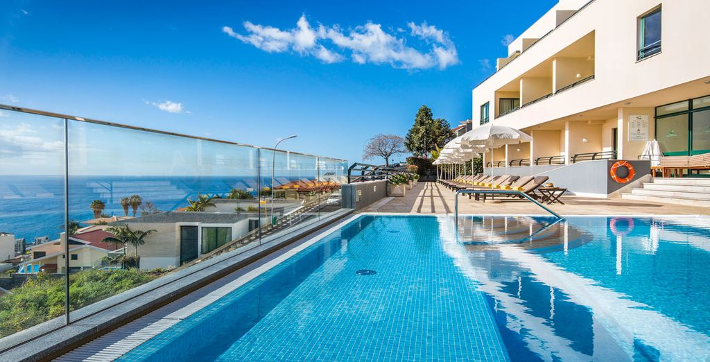 Hôtel Madeira Panoramico 4*