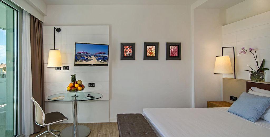 Mercure Hotel Viareggio 4*