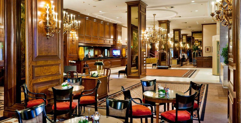 InterContinental Wien 5* & Eintritt zum Belvedere Palast
