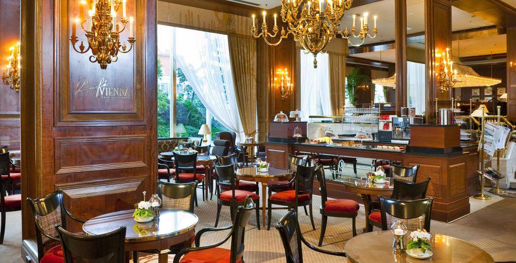 Hôtel InterContinental Vienna 5*