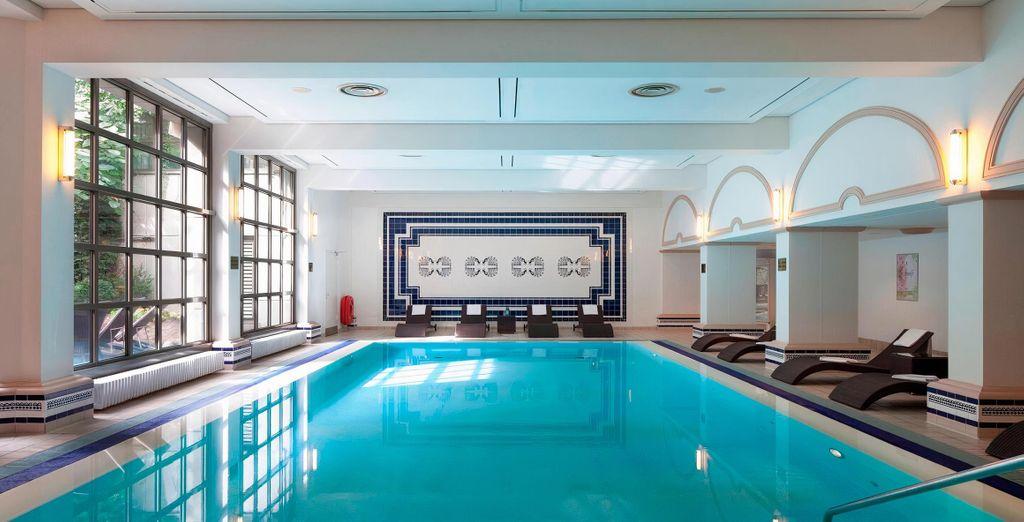 Hamburg Marriott Hotel mit großer Hafenrundfahrt