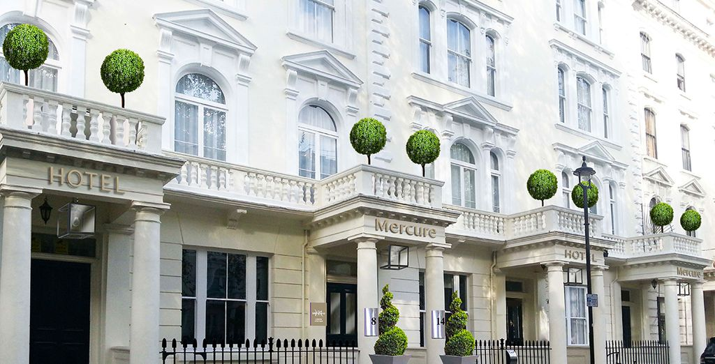 Mercure London Hyde Park 4*