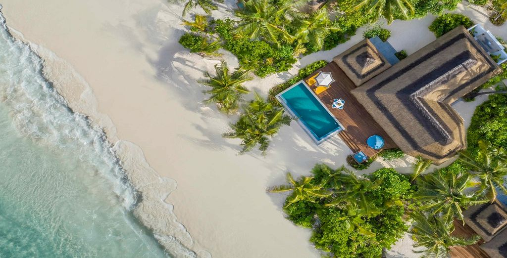 Hôtel Pullman Maldives Maamutaa 5*