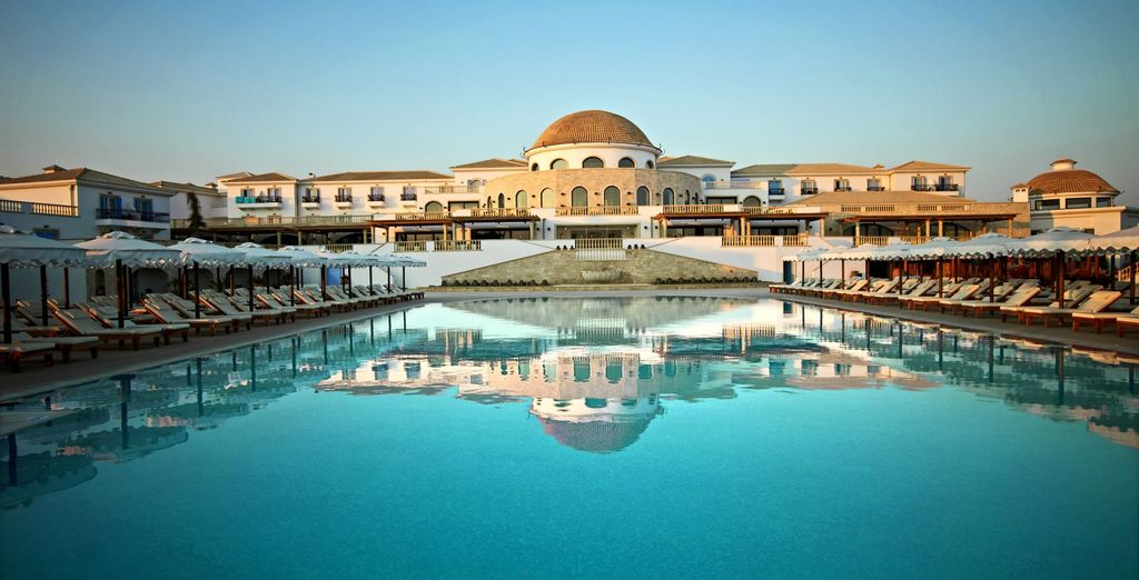 Mitsis Laguna Resort & Spa 5*