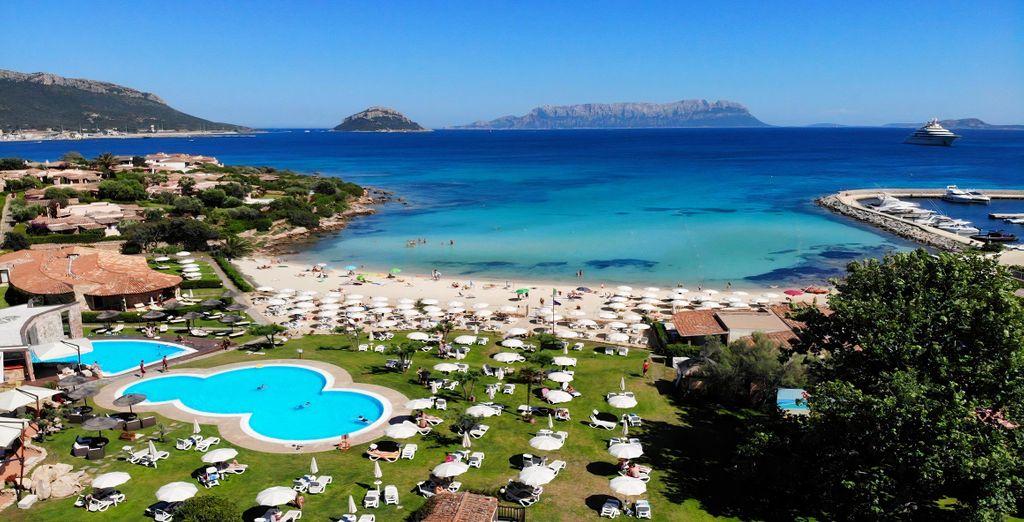 Hotel Resort & Spa Baia Caddinas 4*