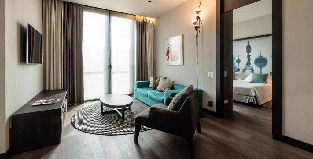 DuParc Contemporary Suites 4*