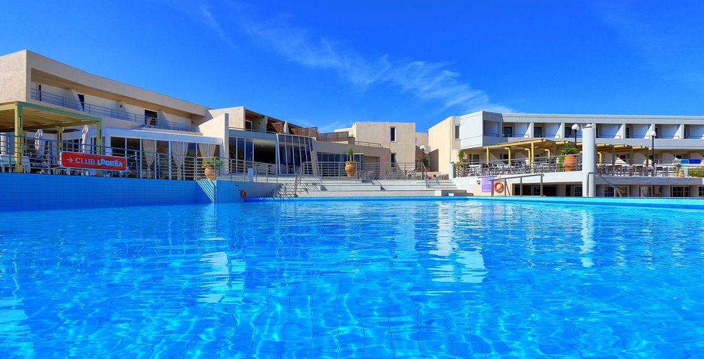 Hôtel Santa Marina Resort 4*