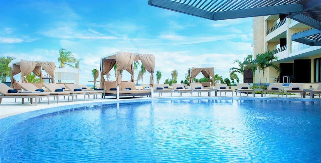 Hideaway at Royalton Riviera Cancún 5* - Solo Adultos