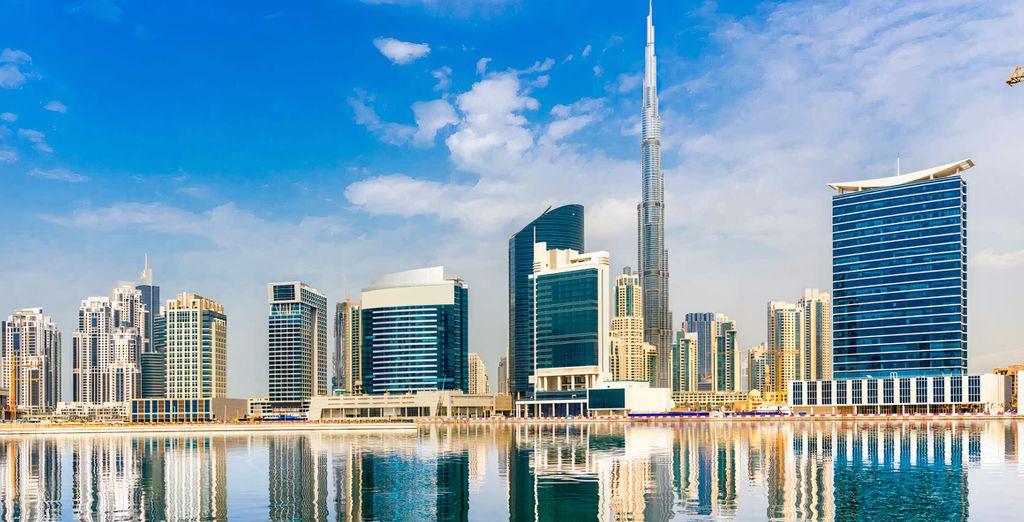 Pullman Dubai Jumeirah Lakes Towers - Hotel & Residence 5*