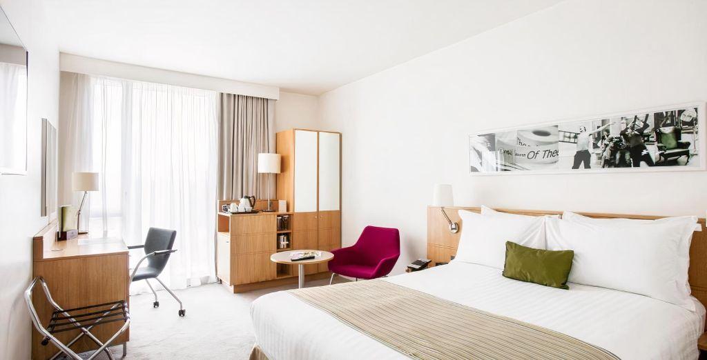 DoubleTree by Hilton Hotel Leeds City Centre 4*