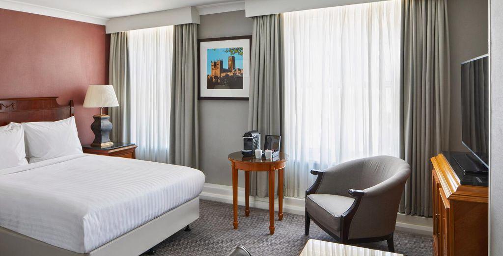Durham Marriott Hotel Royal County 4*