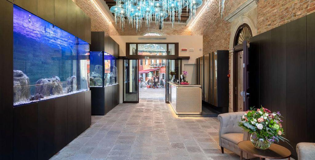 Hotel Aquarius Venice 4*