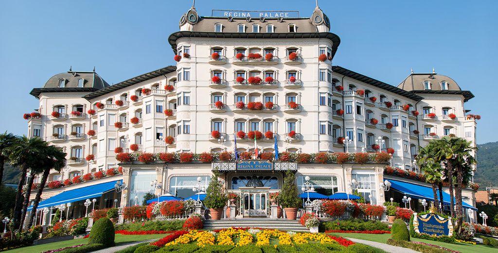 Hôtel Regina Palace 4*