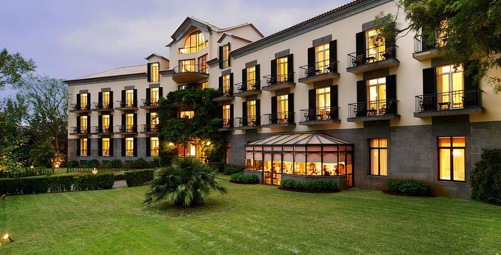 Hôtel Quinta da Bela Vista 5*
