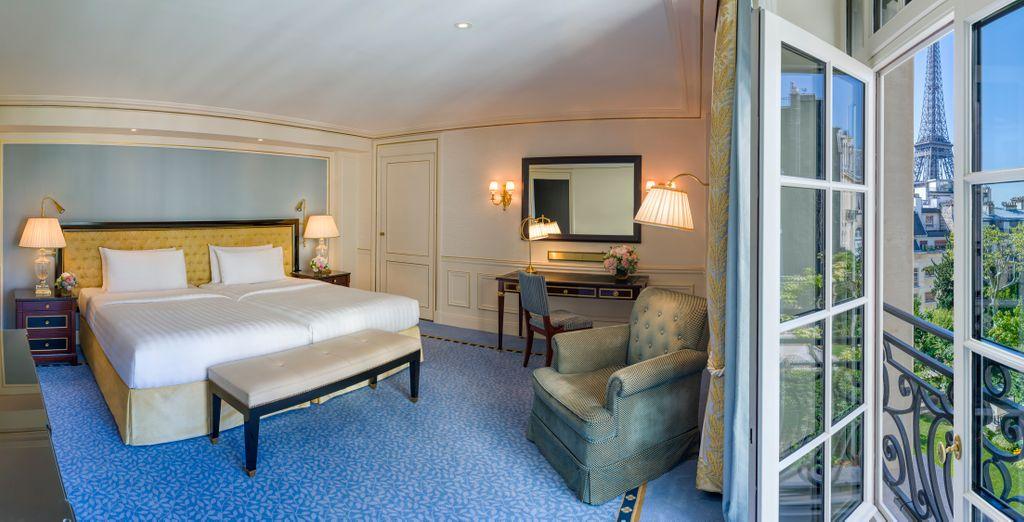Shangri-La Hotel Paris 5*