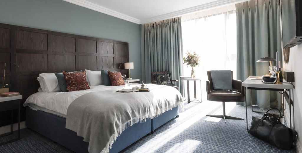 Clayton Hotel Cambridge 4*