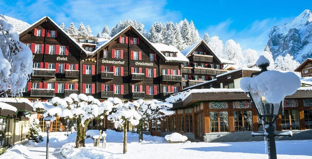 Romantik Hotel Schweizerhof 5*