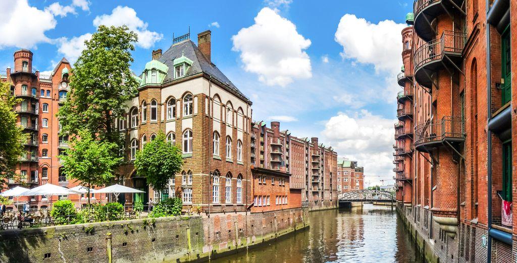 Fraser Suites Hamburg 5*