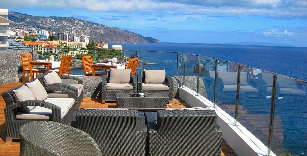Madeira Regency Cliff Hotel 4*