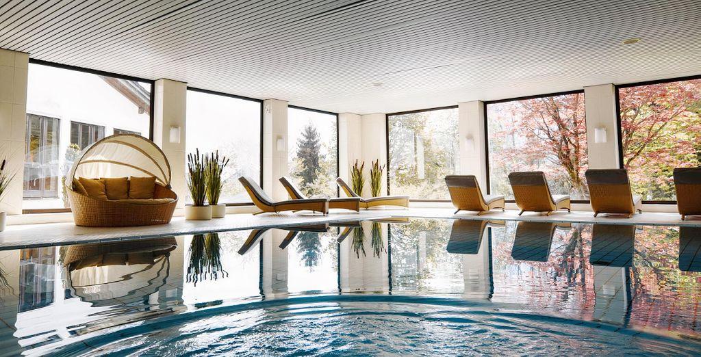 Das Medical Spa & Vitalrefugium Johannesbad 4* - Wellness-Wochenende Staycation