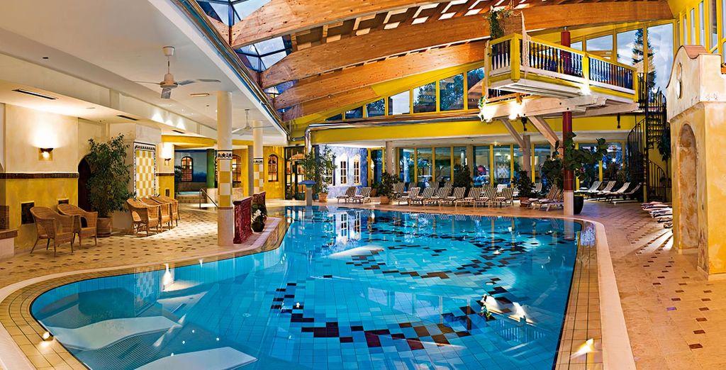Kohlerhof Aktiv Hotel & Spa 4*