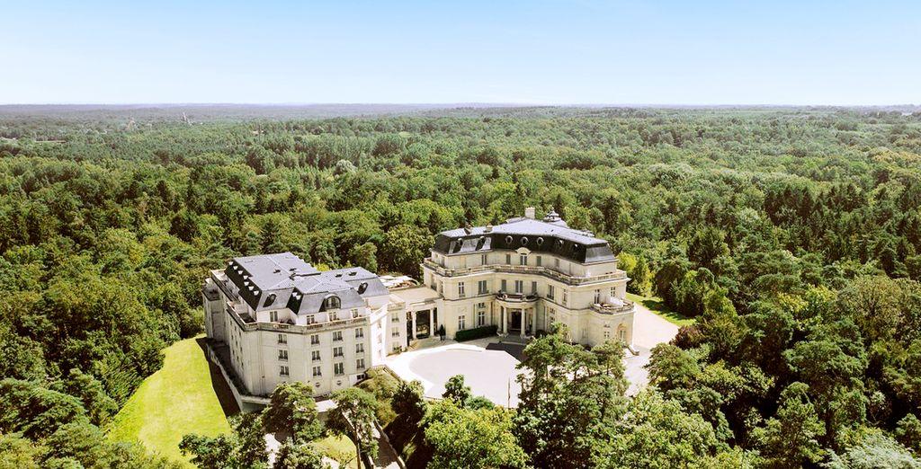Tiara Château Hôtel Mont Royal 5*