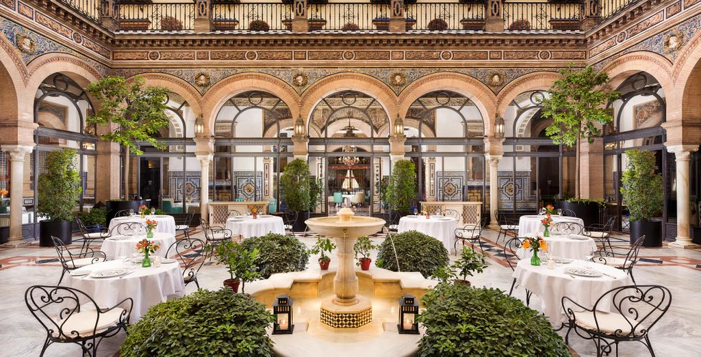 Hotel Alfonso XIII, a Luxury Collection Hotel, Seville 5*