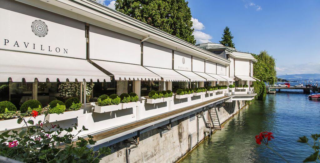 Hotel Baur au Lac 5*