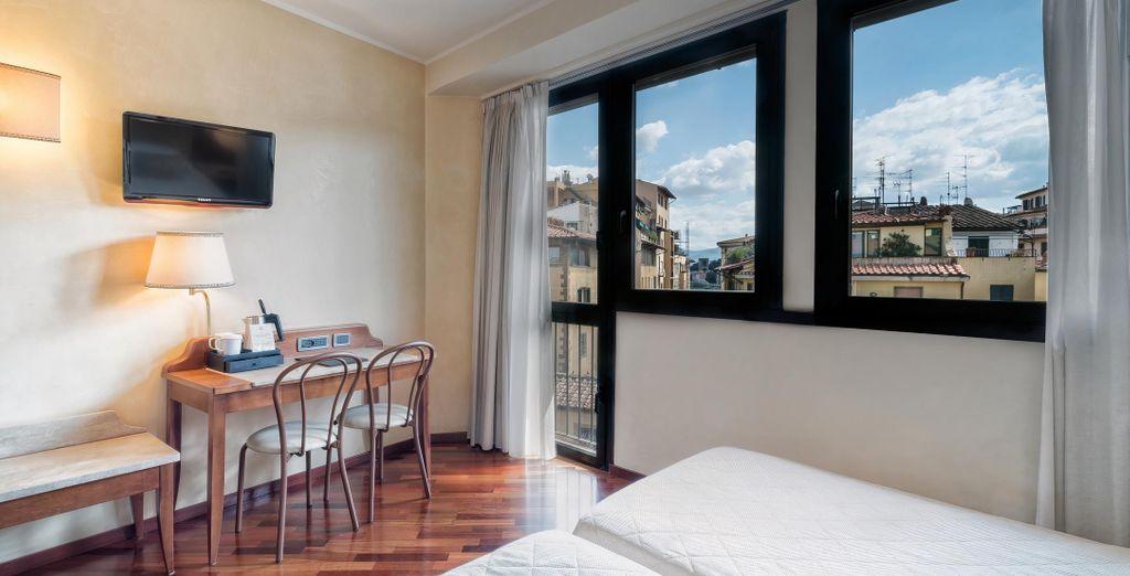 Hotel Pitti Palace al Ponte Vecchio 4*