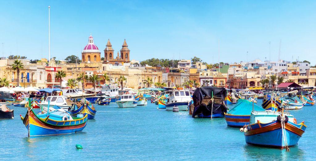 The Phoenicia Malta 5*